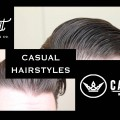 Styling-Casual-Hairstyles-I-Mens-Hairstyles-Tutorials