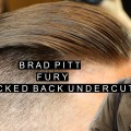 Brad-Pitt-Fury-Hairstyle-Mens-Slicked-Back-Undercut-Popular-Mens-Hairstyles