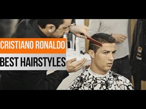 Cristiano Ronaldo Hairstyle CR Best Hairstyles Mens Hair - Cristiano ronaldo haircut 2016