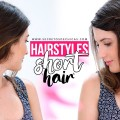 Easy-hairstyles-for-short-hair-tutorial-Step-by-step
