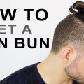 HOW-TO-GET-A-MAN-BUN-OR-TOP-KNOT-MENS-HAIRSTYLE-TUTORIAL