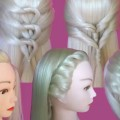Holiday-Braided-Updo-Hairstyle-for-Medium-Long-Hair-TutorialBraided-Updo-Hairstyle-for-Medium-Long
