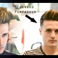 Mens-Haircut-Hairstyle-2016-Forward-Pompadour-Slick-Quiff-Business-Casual