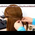 Mermaid-Style-Braid-Tutorial-Beautiful-Hair-Style-Makeup