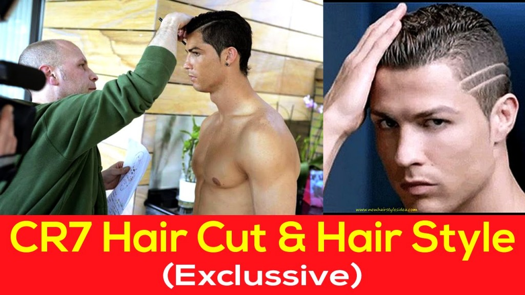 Ronaldo Cr7 New Hairstyle 2016 Must See