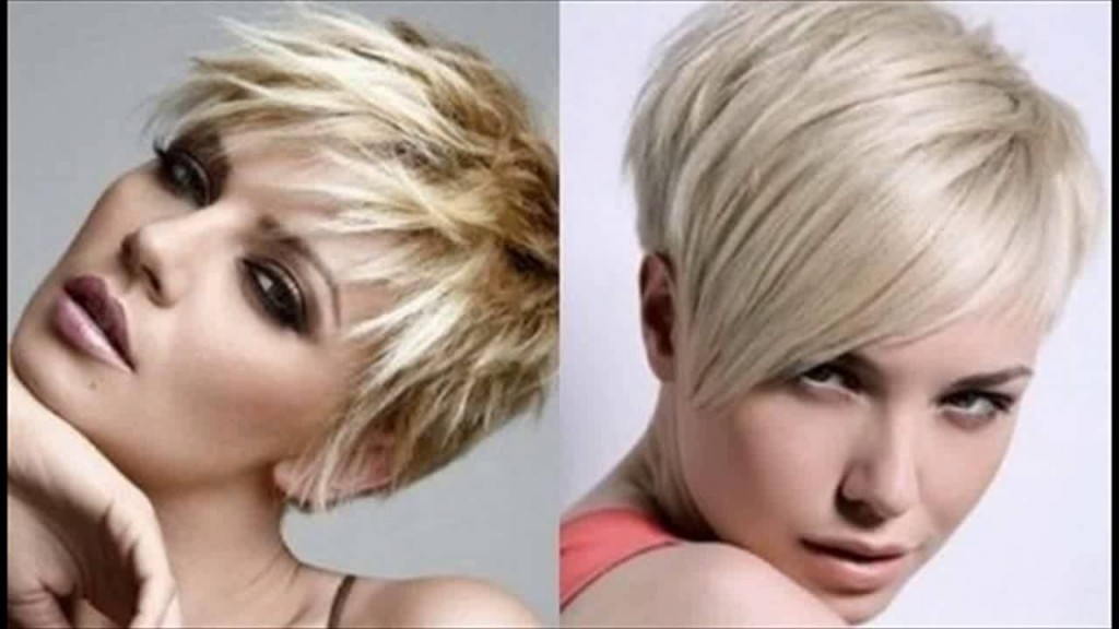 Brilliant  And Select One Of Them Attractive Short Hairstyle For Women And Girls