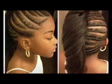 cute hairstyles for black girls with natural hair – HairStylesForAll.com