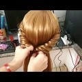 party-hairstyles-for-medium-length-hair-Easy-step-by-step-tutorial