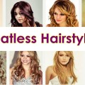 Cool-Heatless-Hairstyle-ideas-for-long-hair-Women