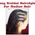 Easy-Braided-Hairstyles-For-Medium-Hair-Hair-Style-Tutorial-Makeup-Tutorial-Video