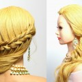 Hairstyle-for-long-hair-Scissor-Waterfall-Mermaid-Braids