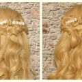 Half-Up-Half-Down-Back-To-School-Hairstyle-Wedding-Prom-Hairstyle
