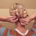 How-To-Pull-Through-Braid-Short-Hair-Pull-Through-Braid-Hair-Hairstyles-Tutorial
