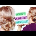 RUNNING-LATE-HAIRSTYLE-MEDIUM-SHORT-HAIR-UPDO-UNDER-MINUTES-Awesome-Hairstyles