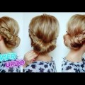 SHORT-HAIR-HAIRSTYLE-SUMMER-GREEK-BRAIDED-UPDO-Awesome-Hairstyles