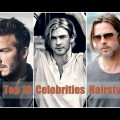 Top-10-Celebrities-Inspirational-Hairstyles
