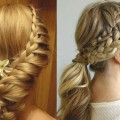 beautiful-hairstyles-for-long-hair-for-wedding-party-teenager-women-simple