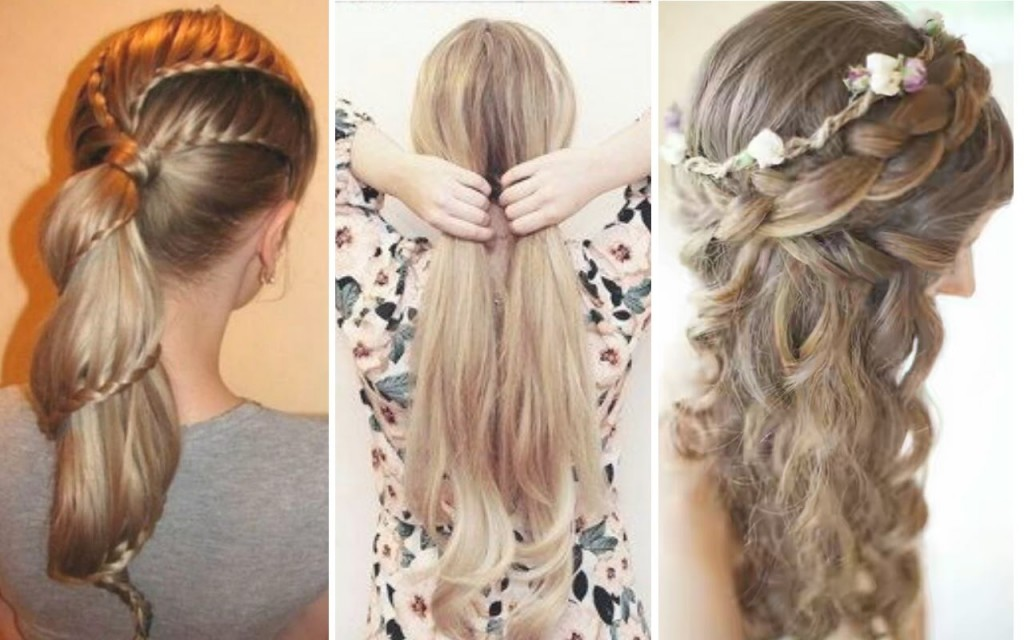 Amazing Braid Hairstyles For Long Hair For Parties Wedding Teenager Short Hairstyles For Black Women Fulllsitofus