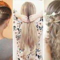braid-hairstyles-for-long-hair-for-parties-wedding-teenager-women-simple-easy