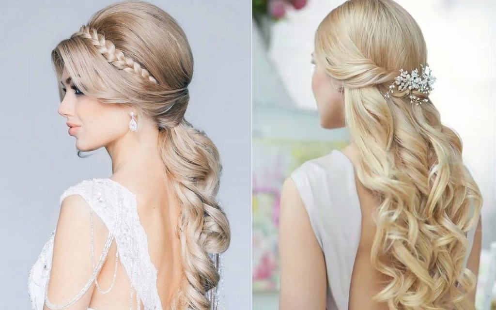 Braid Hairstyles For Long Hair For Wedding