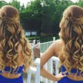 hairstyles-for-long-straight-hair-for-wedding-parties-teenager-women-simple