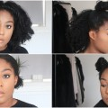 6-Natural-Hairstyles-QUICK-EASY-ShortMedium-Hair