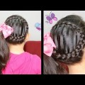 Accented-Side-Ponytail-Cute-Girly-Hairstyles-Hairstyles-for-School-Chikas-Chic