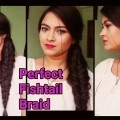 Back-to-school-hairstyles-fishtail-braid-hairstyles-for-medium-to-long-hair-Hairstyles-Modelling