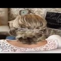 Best-Amazing-Hairstyles-French-Braid-into-Messy-Bun-Easy-Braids-HAIRSTYLES