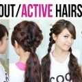 Cute-Easy-Back-to-School-Gym-Hairstyles-for-Medium-to-Long-Hair