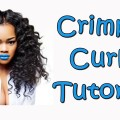 Cute-Natural-Curls-Hairstyles-Tutorial-for-Black-Women