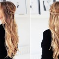 Fishtail-Braid-Half-Updo-For-Short-Medium-and-Long-Hair-Hairstyles-Collections