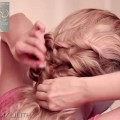 Frozens-Elsa-braid-hair-tutorial-Hairstyle-for-medium-long-hair-with-extensions-Hair-Care-