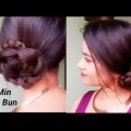 Girls-2-Min-SideIndian-hairstyles-for-saree-for-medium-to-long-hair