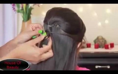 Girls-EASY-HAIRSTYLES-Best-Hair-Style-For-Girls