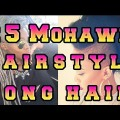 Mohawk-Hairstyle-for-Black-Women-With-Long-Hair
