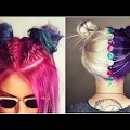 New-Hairstyles-Hairstyles-Tutorials-Compilation-2016-October-2016
