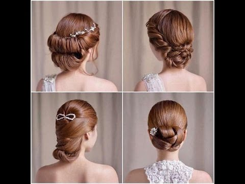 New Hairstyles For Women 2016 2017 Wedding Bow Tut Best Amazing HairStylesForAll