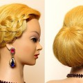 Wedding-prom-hairstyles-for-long-hair-with-braids.-Bridal-updo