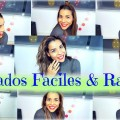 10-Peinados-fciles-para-cabello-corto-Fast-Easy-hairstyles-for-short-hair-Simplemente-Leidy