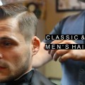 Classic-Short-Mens-Hairstyles-Easy-To-Maintain-Business-Professional-Haircut-w-Natural-Part
