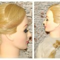 Easy-Hairstyle-For-Medium-Long-Hair-Wedding-Hairstyle