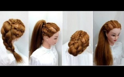 Hairstyles-for-short-to-long-hair-Sports-Hairstyles-Quick-Easy-Hairstyles-Collect