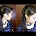 french-braid-ponytail-hairstyle-for-medium-long-hair-tutorial