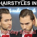 2-Hairstyles-in-1-HOLIDAY-SPECIAL-Mens-Hair-My-Hairstyles-Ruben-Ramos