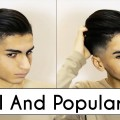 Cool-And-Popular-Hairstyle-Men-For-Medium-Hair-Hairstyle-Tutorial