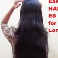 Easy-HAIRSTYLES-for-long-hair-Just-5-Minutes-Beauty-Tips-Today