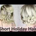 Easy-Holiday-Hairstyles-for-Short-Medium-Hair