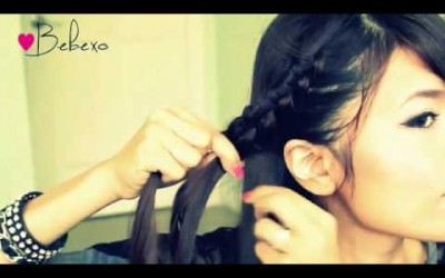 Easy-and-Beautiful-Knotted-Hairstyle-Tutorial