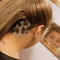 Hairstyles-Extreme-Short-Nape-Haircut-Makeover-Leopard-Hair-Tutorial-Long-Hair-Makeover-Videos-2